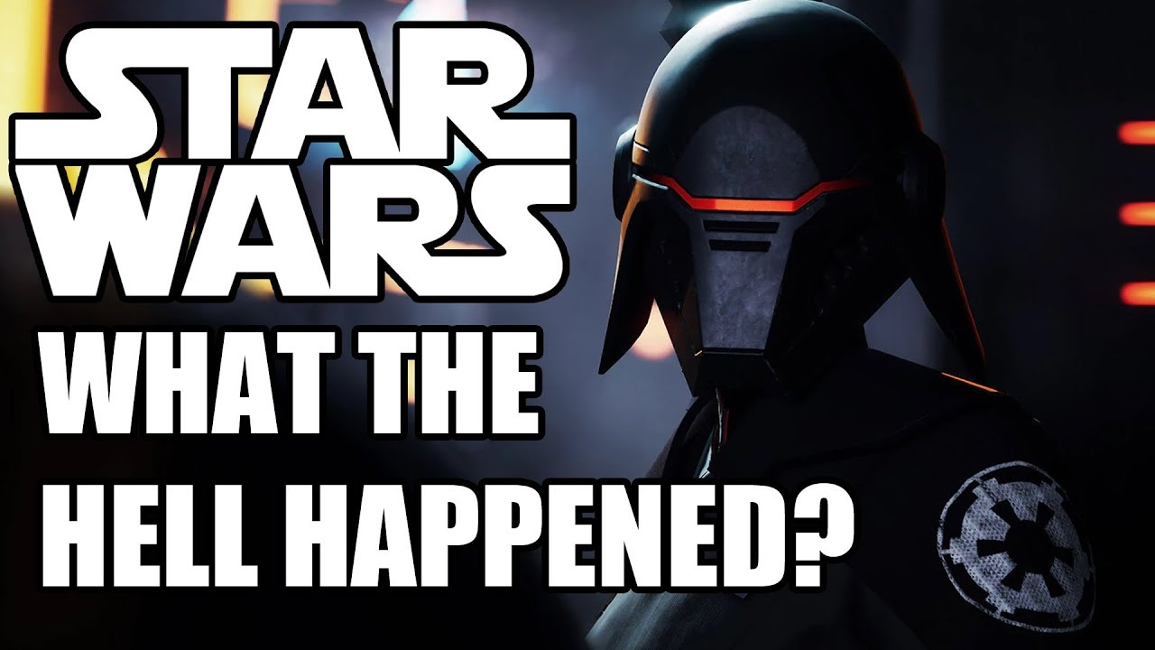 What The Hell Happened To EA's Exclusive Star Wars License? thumbnail
