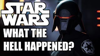 What The Hell Happened To EA's Exclusive Star Wars License?