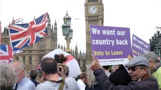 What Brexit Means for the U.K. and the World (With All Due Respect - 06/24/16)