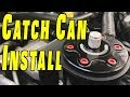 How To Install A Catch Can