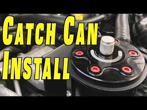 How To Install A Catch Can from YouTube · Duration:  9 minutes 35 seconds