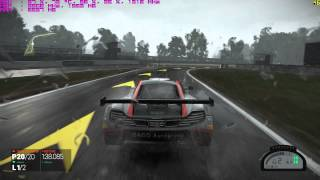 Project CARS PC Thunder Storm Gameplay with FPS counter 1080p/60FPS MSI GTX 980 i5 4670k