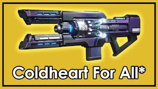 Destiny 2: Thoughts on the Coldheart Exotic Rifle Pre-Order Bonus