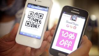 Social Marketing in a Fashion Store (Facebook, QR Code)