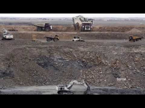 copper-gold mining in Mongolia. Impact on Nomade life and environment
