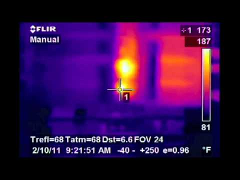 Infrared Inspection Of Electrical Equipment