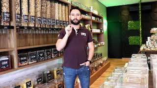 Veja como Bruno montou a sua loja de Produtos Naturais com ajuda do Cléber Brandão