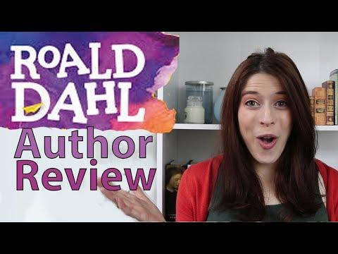 READING ROALD DAHL   Author Review