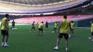 FC Barcelona Training Session - Counter Attack TV