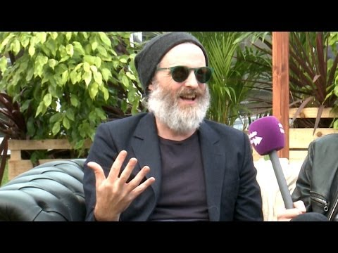 Travis Backstage Interview: Isle of Wight Festival 2014
