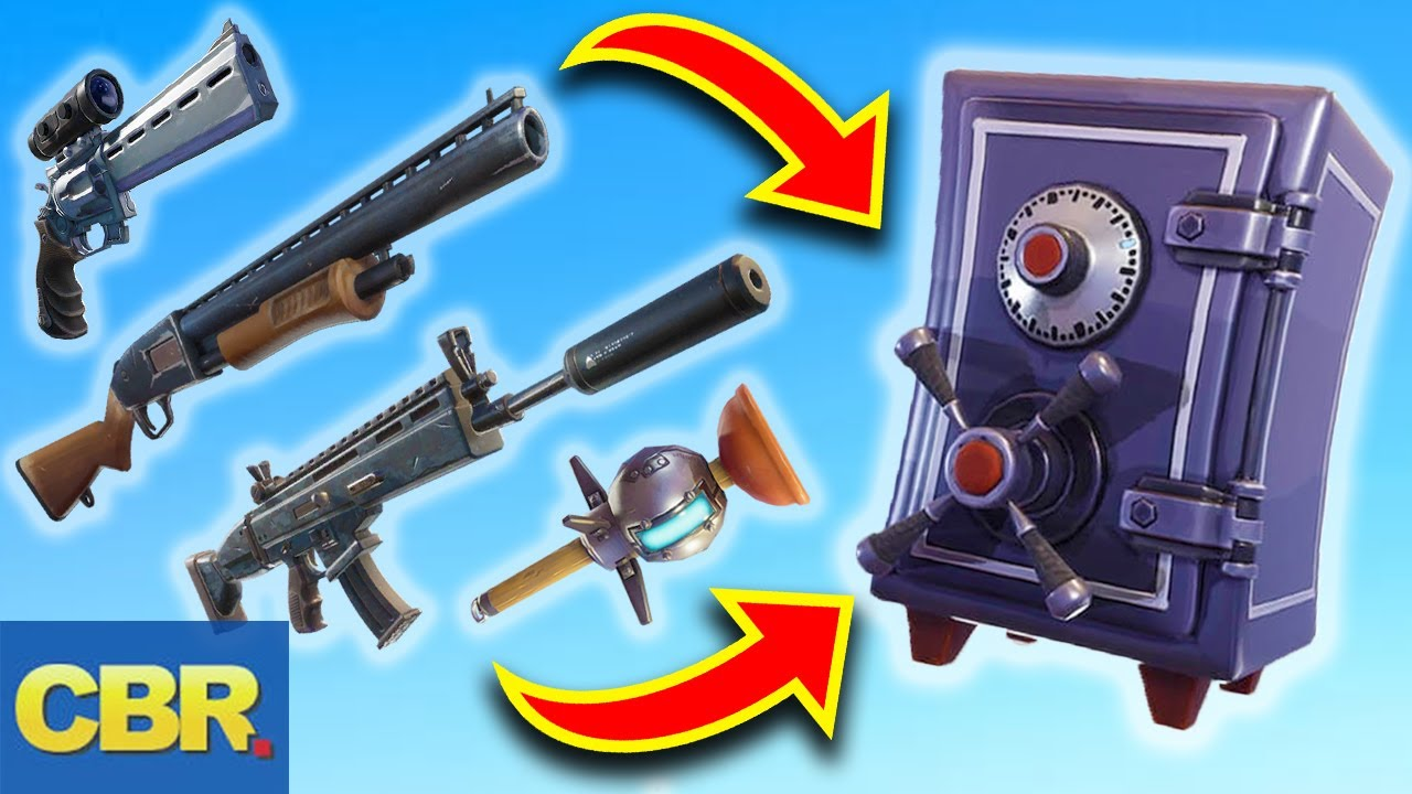 Fortnite Vaulted Items Vote - Fortnite 8 Season Epic Games