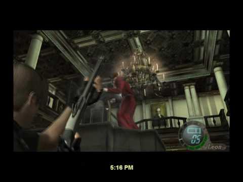 Resident Evil 4 Island Walkthrough