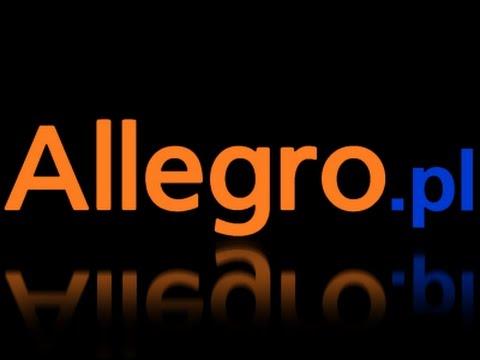 Allegro.pl Заказ продукции в интернет-магазине.