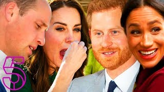 What Does the Royal Family Eat? | Secrets of The Royal Kitchens | Channel 5