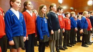 Rings Around The World 2012 - Ilmington Primary School