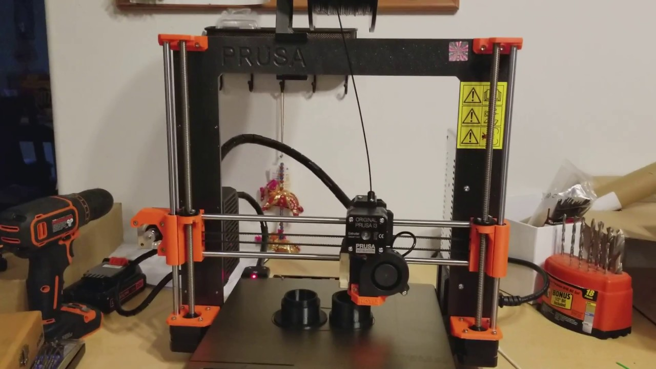 Prusa i3 Mk3 is quiet, but can the Ender 2 be quieter?