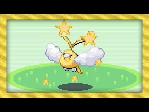 Live Shiny Swablu After 3,060 Random Encounters! (Pokémon Ruby)