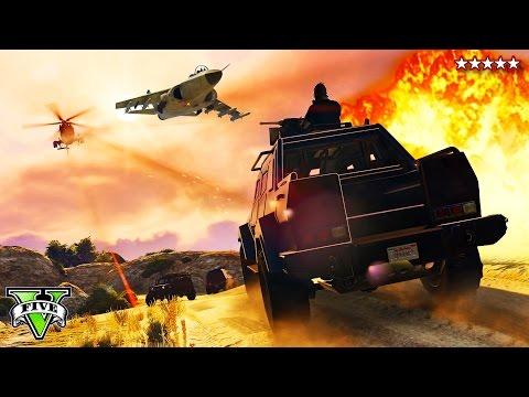 GTA 5 HEISTS: CARRIER RAID - GTA HYDRA Humane Labs Heist - GTA 5 Heist Funny Moments PS4 (GTA Heist)