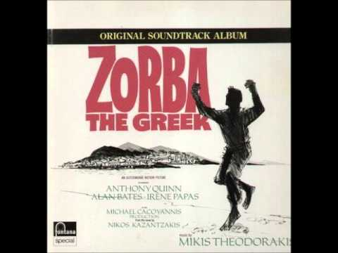 Mikis Theodorakis  Zorba The Greek  Zorbas Dance