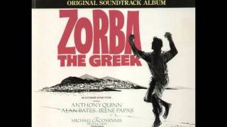 Mikis Theodorakis - Zorba The Greek - Zorba
