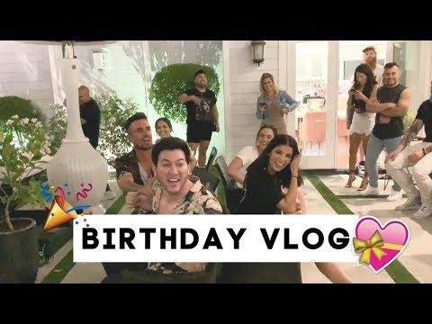 BIRTHDAY VLOG | WEEKLY VLOG thumbnail