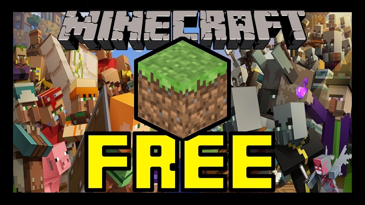 download minecraft for free 1.14