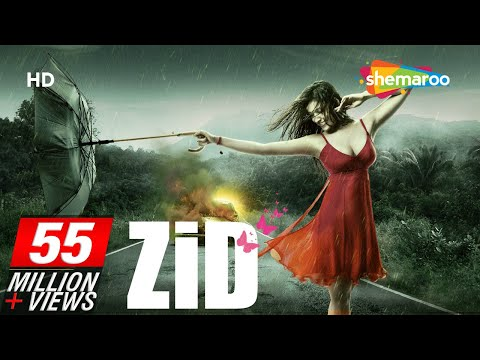 Zid 2014 HD  Mannara  Karanvir Sharma  Shraddha Das  Hindi Full Movie  With Eng Subtitles