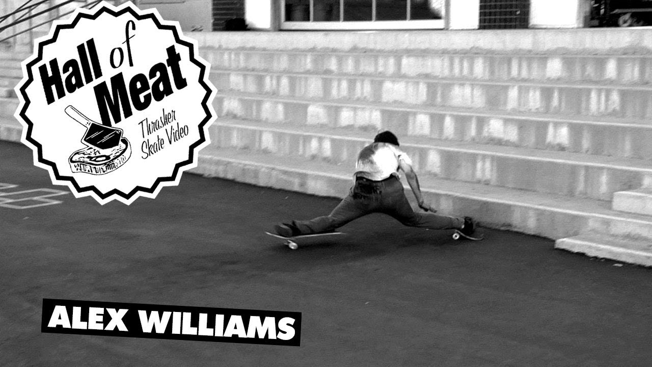 Download Hall of Meat: Alex Williams