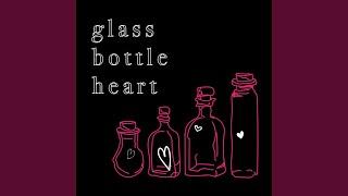 Glass Bottle Heart