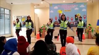 Tari Pendidikan Polisi Lalu Lintas PGPAUD UNJ