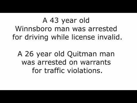 law enforcement test