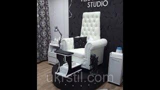Педикюрное кресло Трон Queen(, 2017-06-09T13:40:49.000Z)