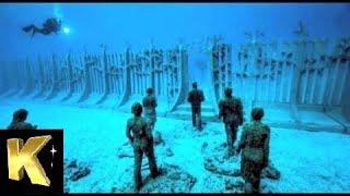 KHÁM PHÁ   Bí Ẩn Động Trời Dưới Vùng Biển Sâu Nhất Thế Giới   Rãnh Sâu Mariana