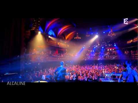 Calogero le concert Alcaline