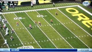 Oregon Highlights vs Nicholls St. 8/31/2013
