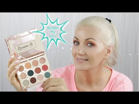 Kathleen Lights Dream St. Palette by Colourpop Review - BentlyK thumbnail