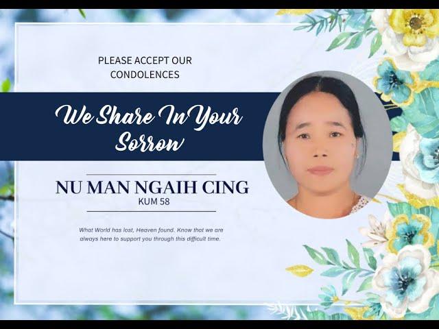 Pi Man Ngaih Cing kum (58) nusiat innkuanpih te hehnep tutpihna