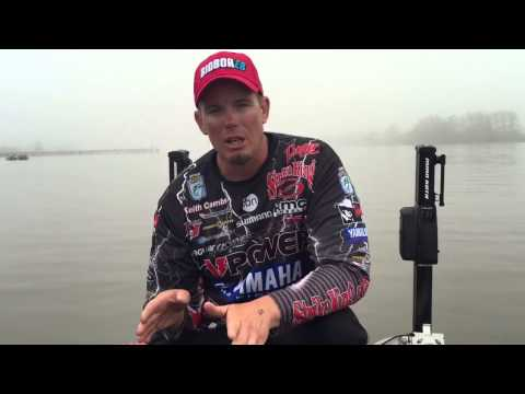 Keith Combs: Day 2 at the BASS Elite on the Sabine River