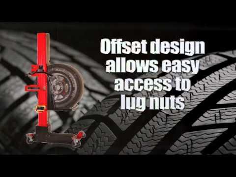 LM 200 R Tire & Wheel Lift