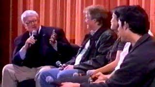 "Roger Ebert interviews dir. Eric Byler & ""Charlotte Sometimes"" stars Michael Idemoto, Jaqueline Kim"