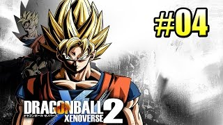 Взрывной Dragon Ball Xenoverse 2 #4 {PС} на русском