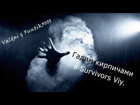 Смотреть прохождение игры [Coop] Спонтанный Survivors Viy, или как Valdai и Funtik3000 клали кирпичи.