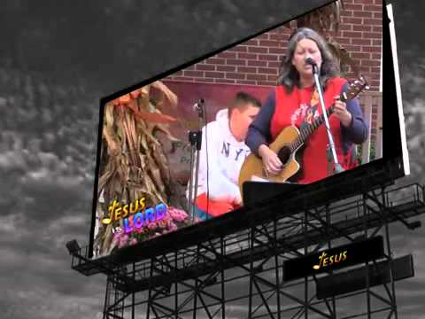 Jesus Is Lord Tour Winchester, NH With Anna Cote Part 1