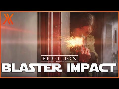 Create A Wall Ricochet Effect | HitFilm Express