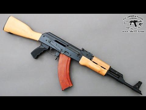 Century Arms RAS47 Walnut Stock American Made 7 62X39