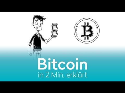 Bitcoin in 2 Minuten erklärt | Mynd & Manager Magazin