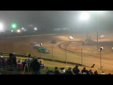 Street Stock Feature Southern Raceway - 2/22/2019
