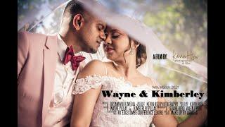Wayne + Kimberley | 14.03.2021 | Christian Wedding Film | MECC, Durban