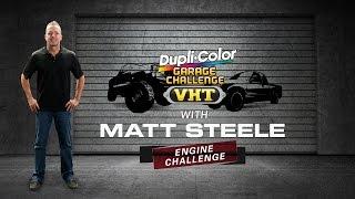 Garage Challenge Episode 6: Engine Restyle