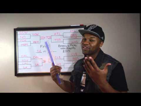 NBA PLAYOFFS 2015 PREDICTIONS